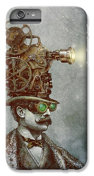 The Projectionist IPhone 6 Plus Case by Eric Fan