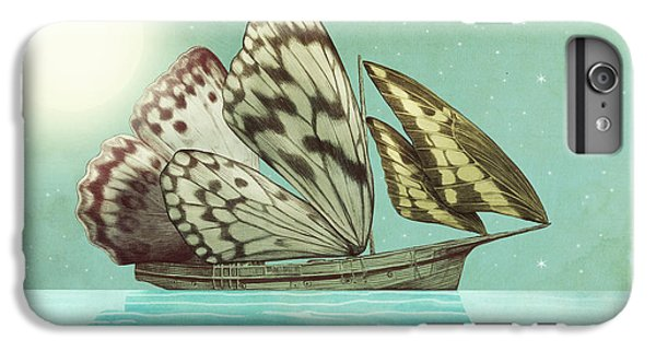The Voyage IPhone 6 Plus Case by Eric Fan