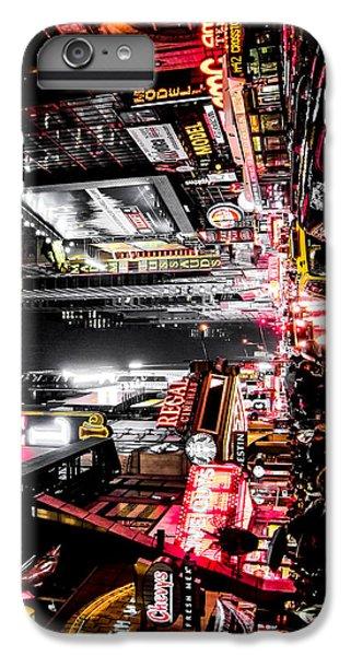 New York City Night II IPhone 6 Plus Case by Nicklas Gustafsson