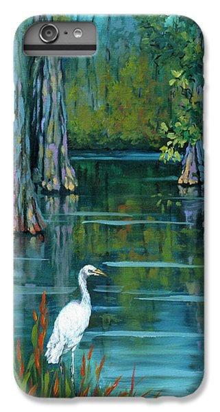 The Fisherman IPhone 6 Plus Case by Dianne Parks
