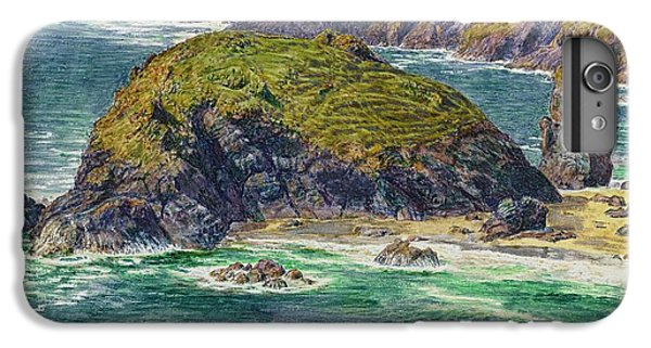 Asparagus Island IPhone 6 Plus Case by William Holman Hunt