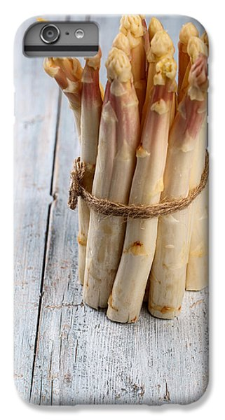 Asparagus IPhone 6 Plus Case by Nailia Schwarz