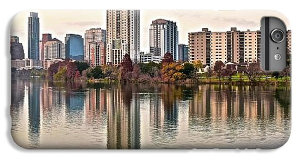 Austin Wide Shot IPhone 6 Plus Case by Frozen in Time Fine Art Photography