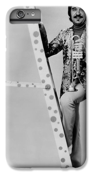 Band Leader Doc Severinson 1974 IPhone 6 Plus Case by Mountain Dreams