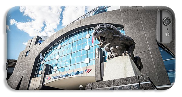 Bank Of America Stadium Carolina Panthers Photo IPhone 6 Plus Case by Paul Velgos