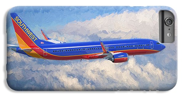 Beauty In Flight IPhone 6 Plus Case by Garland Johnson