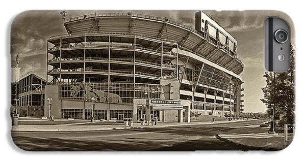 Beaver Stadium IPhone 6 Plus Case by Jack Paolini