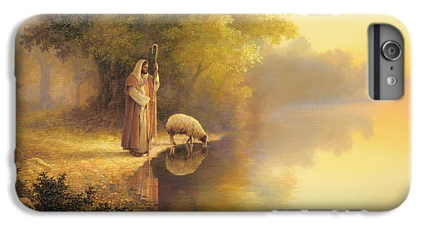 Beside Still Waters IPhone 6 Plus Case by Greg Olsen
