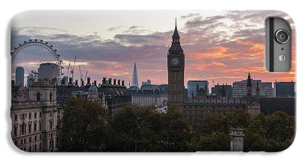 Big Ben London Sunrise IPhone 6 Plus Case by Mike Reid