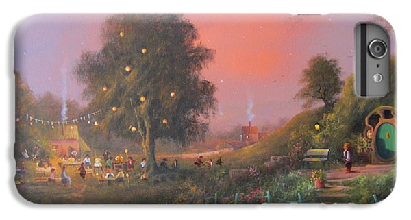 Bilbo's Eleventy-first Birthday Party IPhone 6 Plus Case by Joe  Gilronan