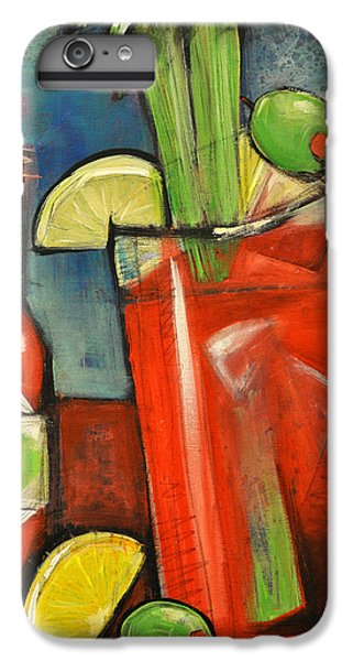 Bloody Mary IPhone 6 Plus Case by Tim Nyberg