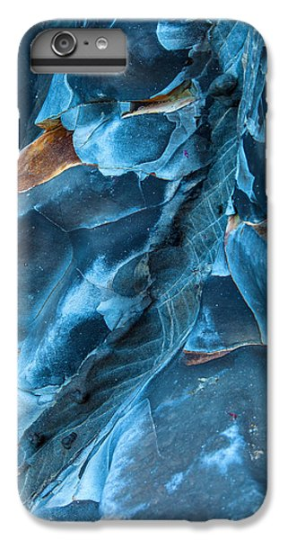 Blue Pattern 1 IPhone 6 Plus Case by Jonathan Nguyen