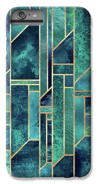 Blue Skies IPhone 6 Plus Case by Elisabeth Fredriksson