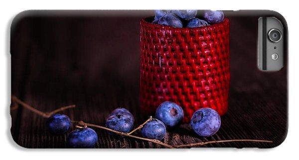 Blueberry Delight IPhone 6 Plus Case by Tom Mc Nemar