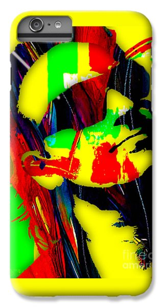 Bono Collection IPhone 6 Plus Case by Marvin Blaine