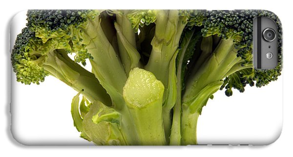 Broccoli  IPhone 6 Plus Case by Olivier Le Queinec
