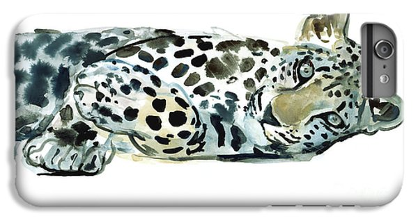 Broken Siesta IPhone 6 Plus Case by Mark Adlington