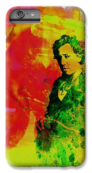 Bruce Springsteen IPhone 6 Plus Case by Naxart Studio