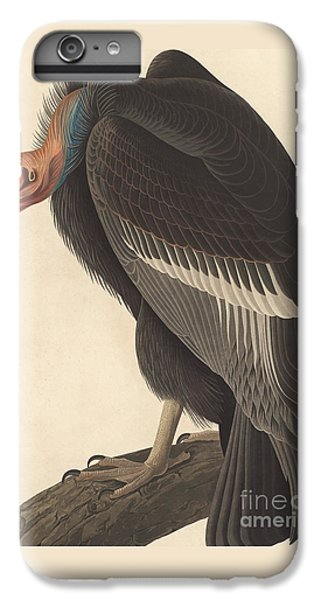 Californian Vulture IPhone 6 Plus Case by John James Audubon