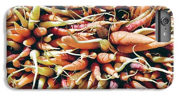 Carrots IPhone 6 Plus Case by Ian MacDonald