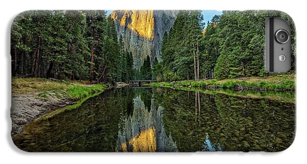 Cathedral Rocks Morning IPhone 6 Plus Case by Peter Tellone