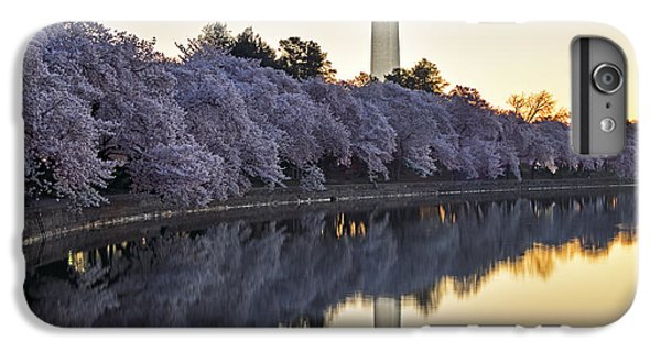 Cherry Blossom Festival - Washington Dc IPhone 6 Plus Case by Brendan Reals
