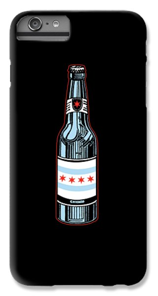 Chicago Beer IPhone 6 Plus Case by Mike Lopez