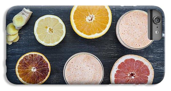 Citrus Smoothies IPhone 6 Plus Case by Elena Elisseeva