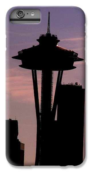 City Needle IPhone 6 Plus Case by Tim Allen