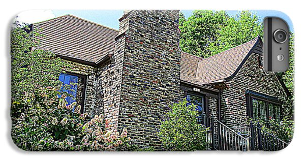 Clinton House Museum 3 IPhone 6 Plus Case by Randall Weidner