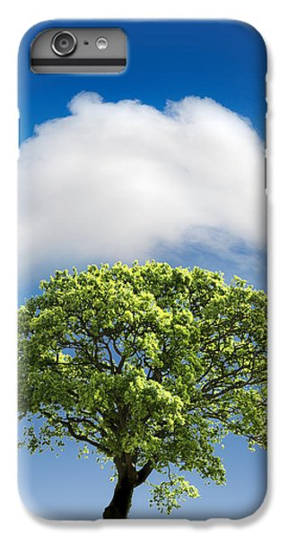 Cloud Cover IPhone 6 Plus Case by Mal Bray