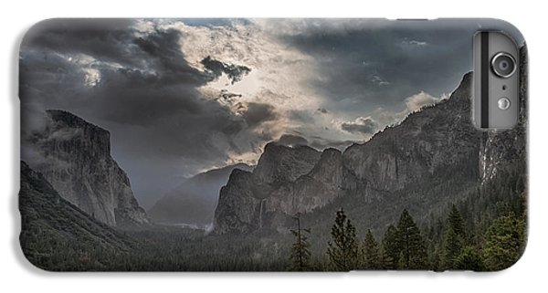 Clouds And Light IPhone 6 Plus Case by Bill Roberts