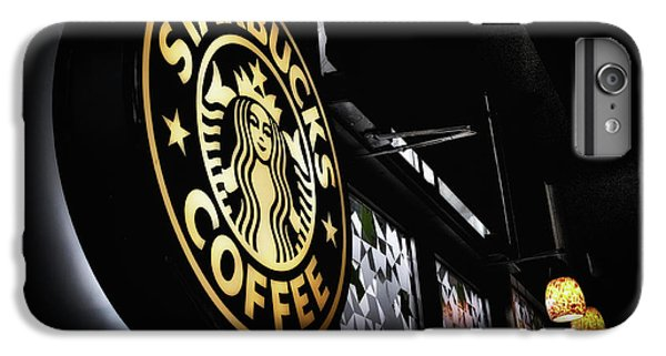 Coffee Break IPhone 6 Plus Case by Spencer McDonald
