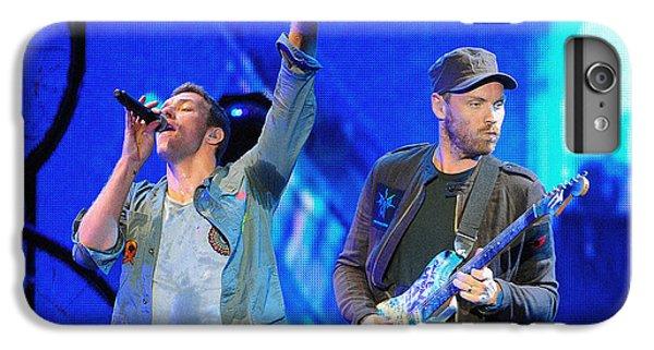 Coldplay6 IPhone 6 Plus Case by Rafa Rivas