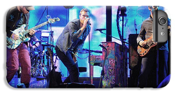Coldplay7 IPhone 6 Plus Case by Rafa Rivas