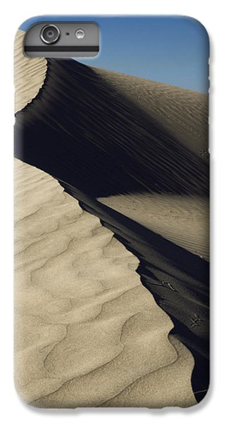 Contours IPhone 6 Plus Case by Chad Dutson