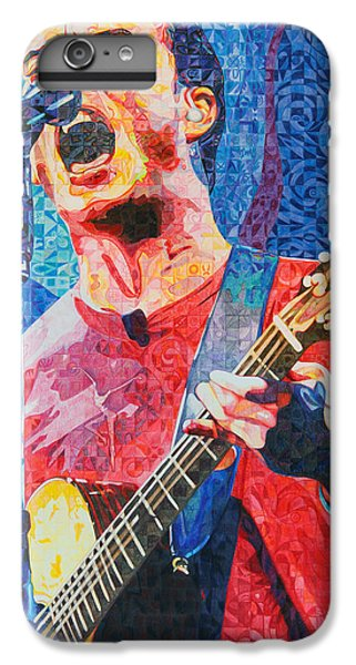 Dave Matthews Squared IPhone 6 Plus Case by Joshua Morton