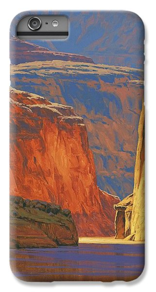 Deep In The Canyon IPhone 6 Plus Case by Cody DeLong