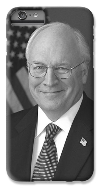 Dick Cheney IPhone 6 Plus Case by War Is Hell Store