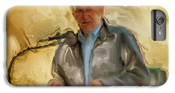 Donald Rumsfeld IPhone 6 Plus Case by Brian Reaves