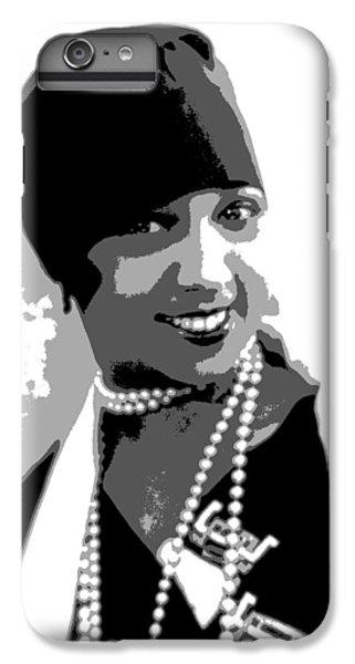 Dorothy Dandridge IPhone 6 Plus Case by Charles Shoup