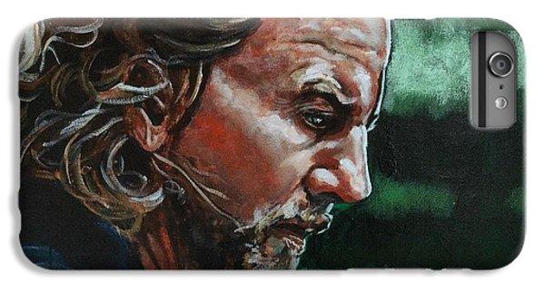 Eddie Vedder IPhone 6 Plus Case by Joel Tesch