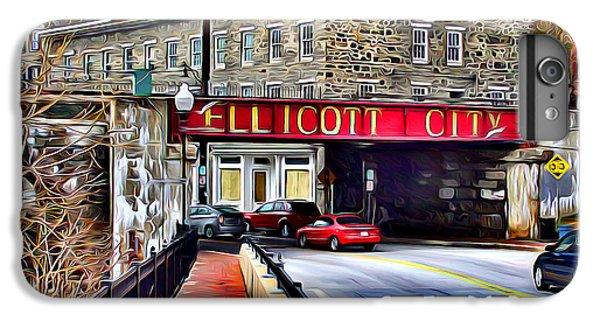 Ellicott City IPhone 6 Plus Case by Stephen Younts