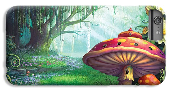 Enchanted Forest IPhone 6 Plus Case by Philip Straub