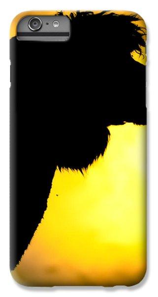 Endless Alpaca IPhone 6 Plus Case by TC Morgan