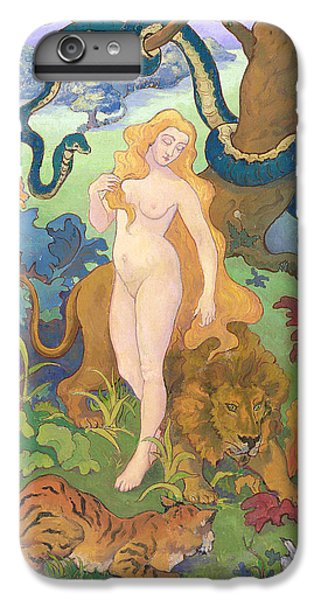 Eve IPhone 6 Plus Case by Paul Ranson