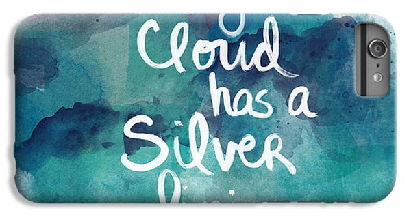 Every Cloud IPhone 6 Plus Case by Linda Woods
