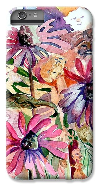 Fairy Land IPhone 6 Plus Case by Mindy Newman