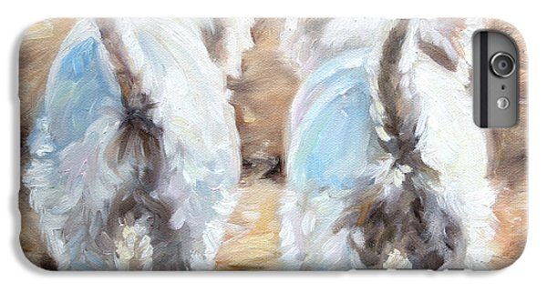Farewell IPhone 6 Plus Case by Mary Sparrow
