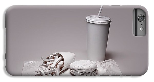 Fast Food Drive Through IPhone 6 Plus Case by Tom Mc Nemar